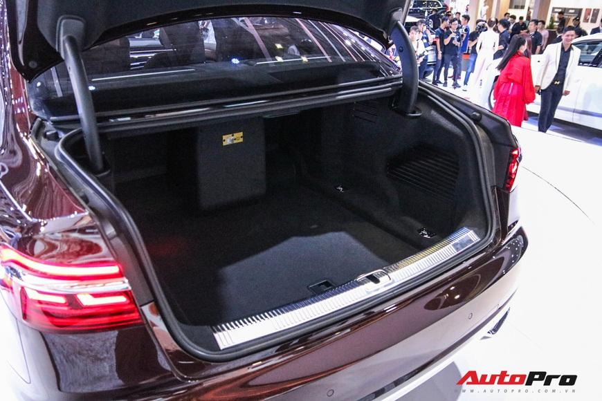 Tìm hiểu nhanh Audi A8L mới về Việt Nam - Quyết đấu BMW 7-Series và Mercedes-Benz S-Class - Ảnh 8.