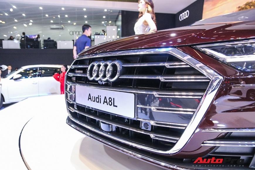Tìm hiểu nhanh Audi A8L mới về Việt Nam - Quyết đấu BMW 7-Series và Mercedes-Benz S-Class - Ảnh 3.