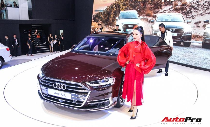 Tìm hiểu nhanh Audi A8L mới về Việt Nam - Quyết đấu BMW 7-Series và Mercedes-Benz S-Class - Ảnh 2.