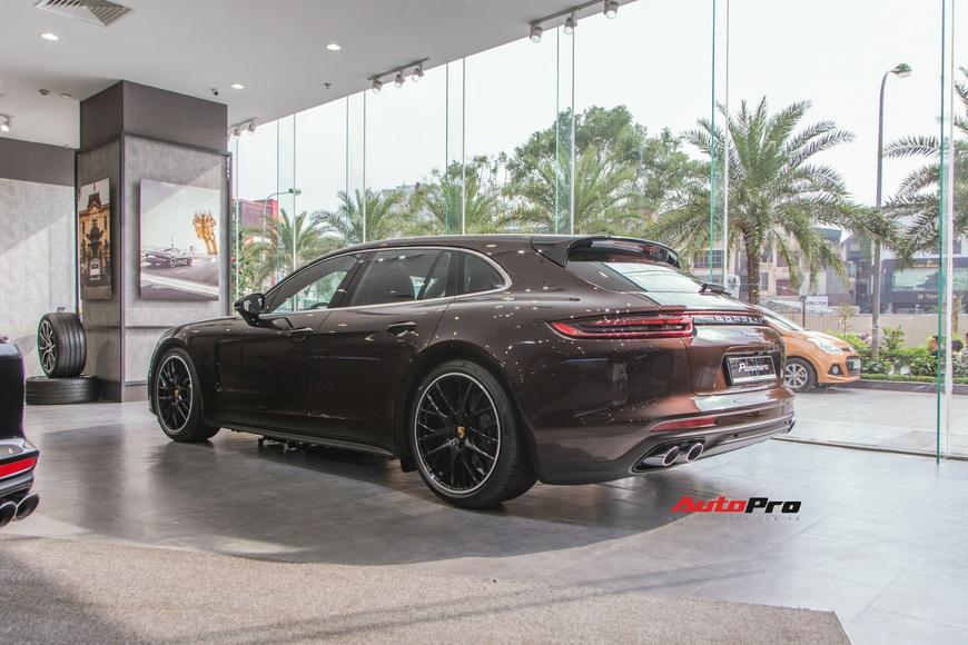 Porsche Panamera 4 Sport Turismo giá 6,64 tỷ đồng có gì đặc biệt để thu hút đại gia Việt? - Ảnh 7.