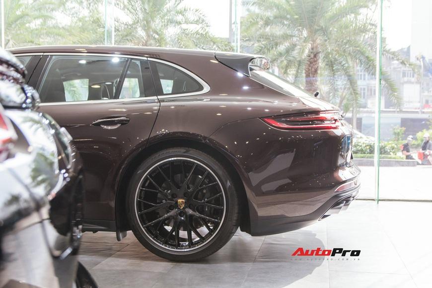 Porsche Panamera 4 Sport Turismo giá 6,64 tỷ đồng có gì đặc biệt để thu hút đại gia Việt? - Ảnh 2.