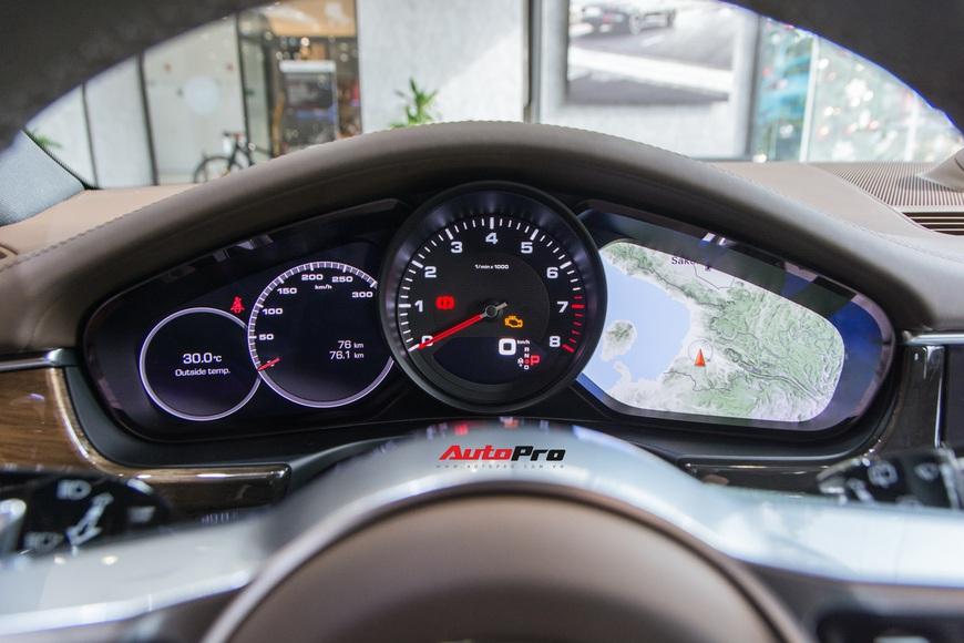 Porsche Panamera 4 Sport Turismo giá 6,64 tỷ đồng có gì đặc biệt để thu hút đại gia Việt? - Ảnh 11.