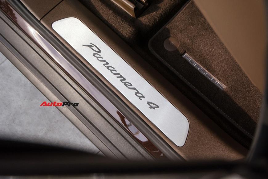 Porsche Panamera 4 Sport Turismo giá 6,64 tỷ đồng có gì đặc biệt để thu hút đại gia Việt? - Ảnh 16.