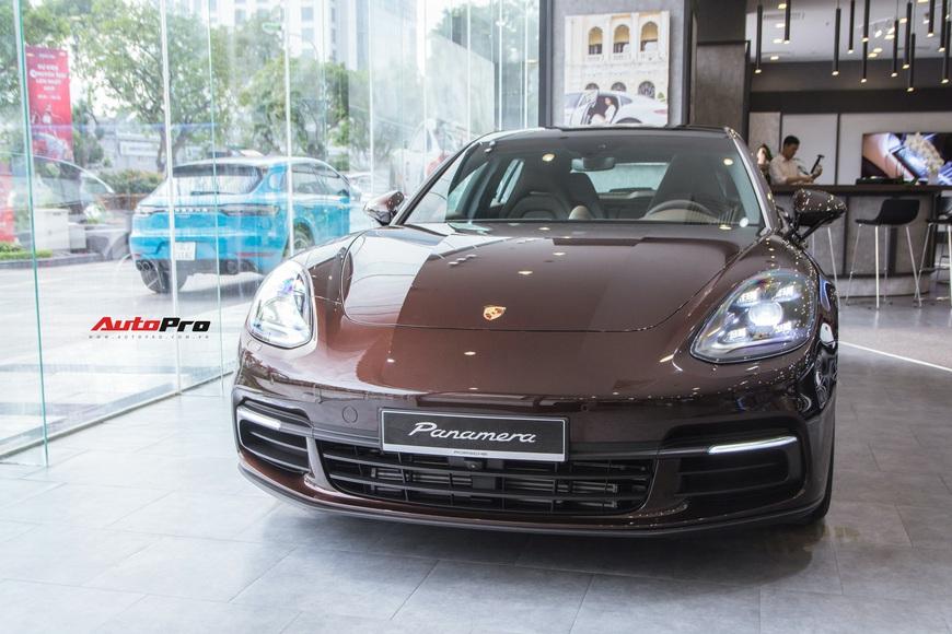 Porsche Panamera 4 Sport Turismo giá 6,64 tỷ đồng có gì đặc biệt để thu hút đại gia Việt? - Ảnh 3.