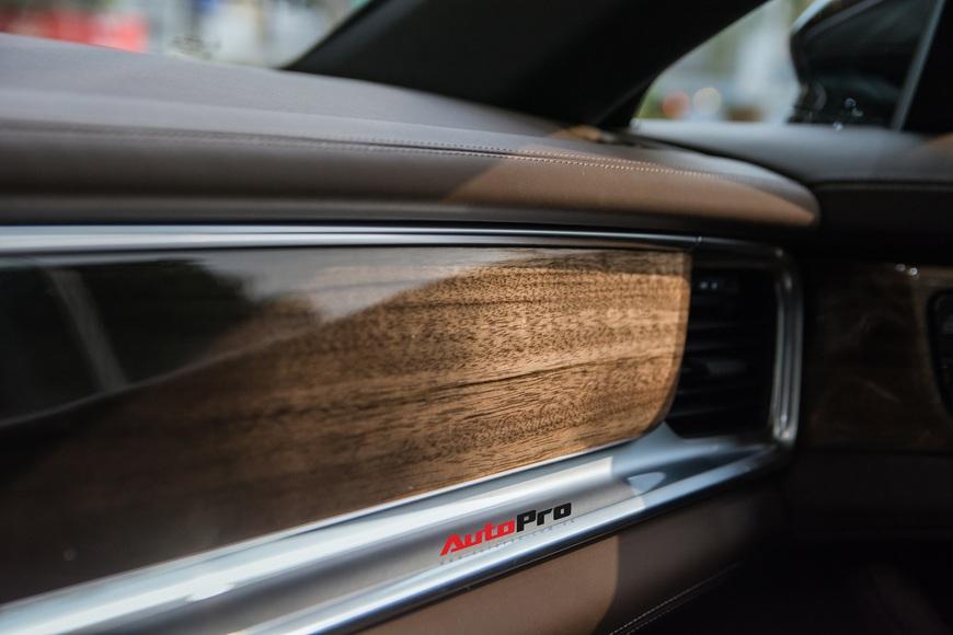 Porsche Panamera 4 Sport Turismo giá 6,64 tỷ đồng có gì đặc biệt để thu hút đại gia Việt? - Ảnh 17.