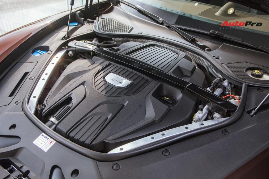 Porsche Panamera 4 Sport Turismo giá 6,64 tỷ đồng có gì đặc biệt để thu hút đại gia Việt? - Ảnh 9.