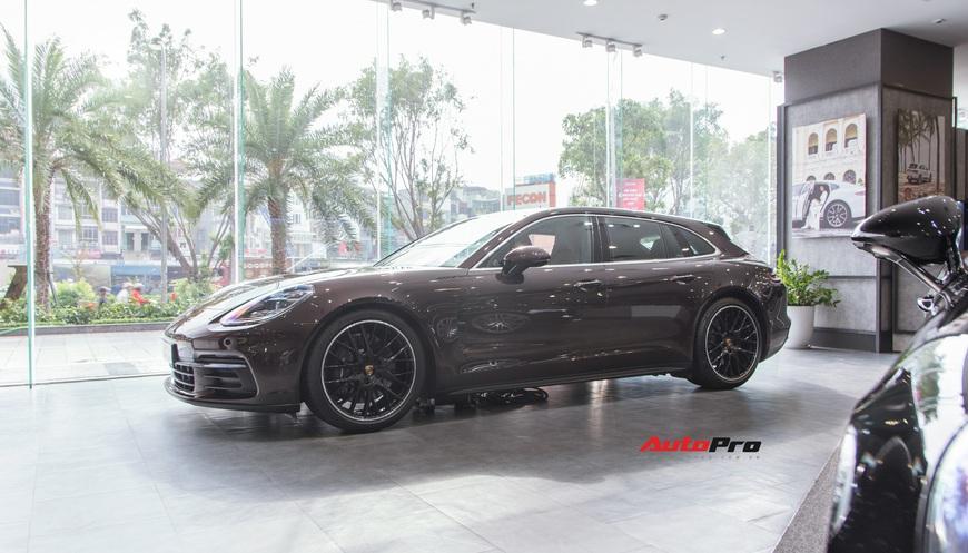 Porsche Panamera 4 Sport Turismo giá 6,64 tỷ đồng có gì đặc biệt để thu hút đại gia Việt? - Ảnh 1.