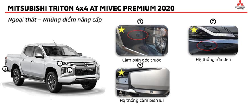 Đánh giá nhanh Mitsubishi Triton full option: Cơ hội vượt lên đã tới! - Ảnh 14.