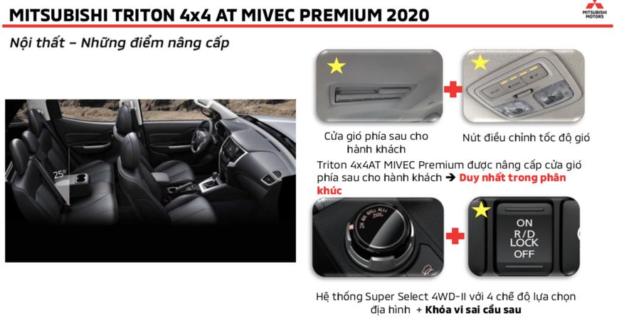 Đánh giá nhanh Mitsubishi Triton full option: Cơ hội vượt lên đã tới! - Ảnh 15.