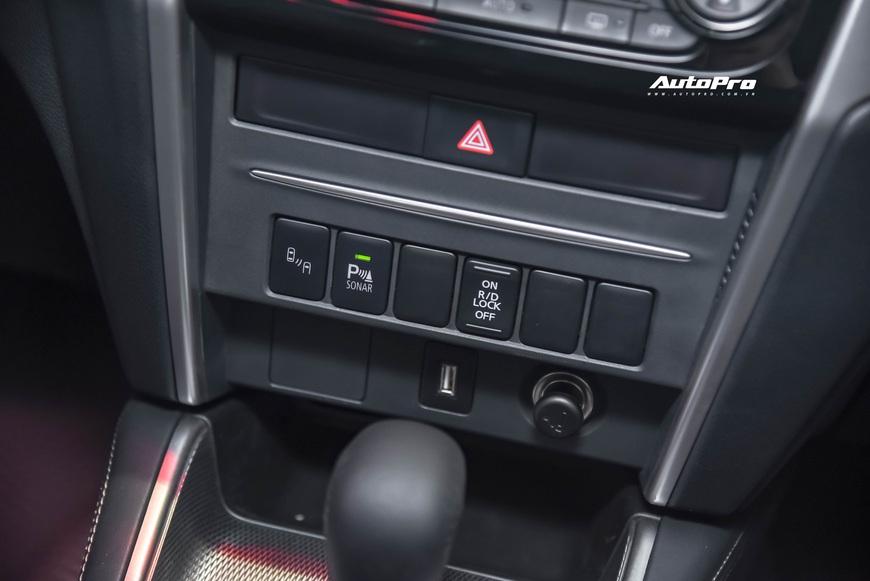 Đánh giá nhanh Mitsubishi Triton full option: Cơ hội vượt lên đã tới! - Ảnh 8.