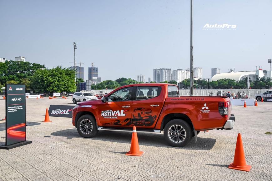 Đánh giá nhanh Mitsubishi Triton full option: Cơ hội vượt lên đã tới! - Ảnh 3.