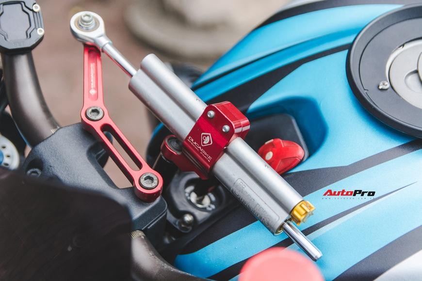 Đánh giá nhanh Ducati Monster 1200S tiền tỷ sau 4 năm sử dụng: Chạy như mới nhưng tiền độ và tiền nuôi xe gây bất ngờ - Ảnh 13.