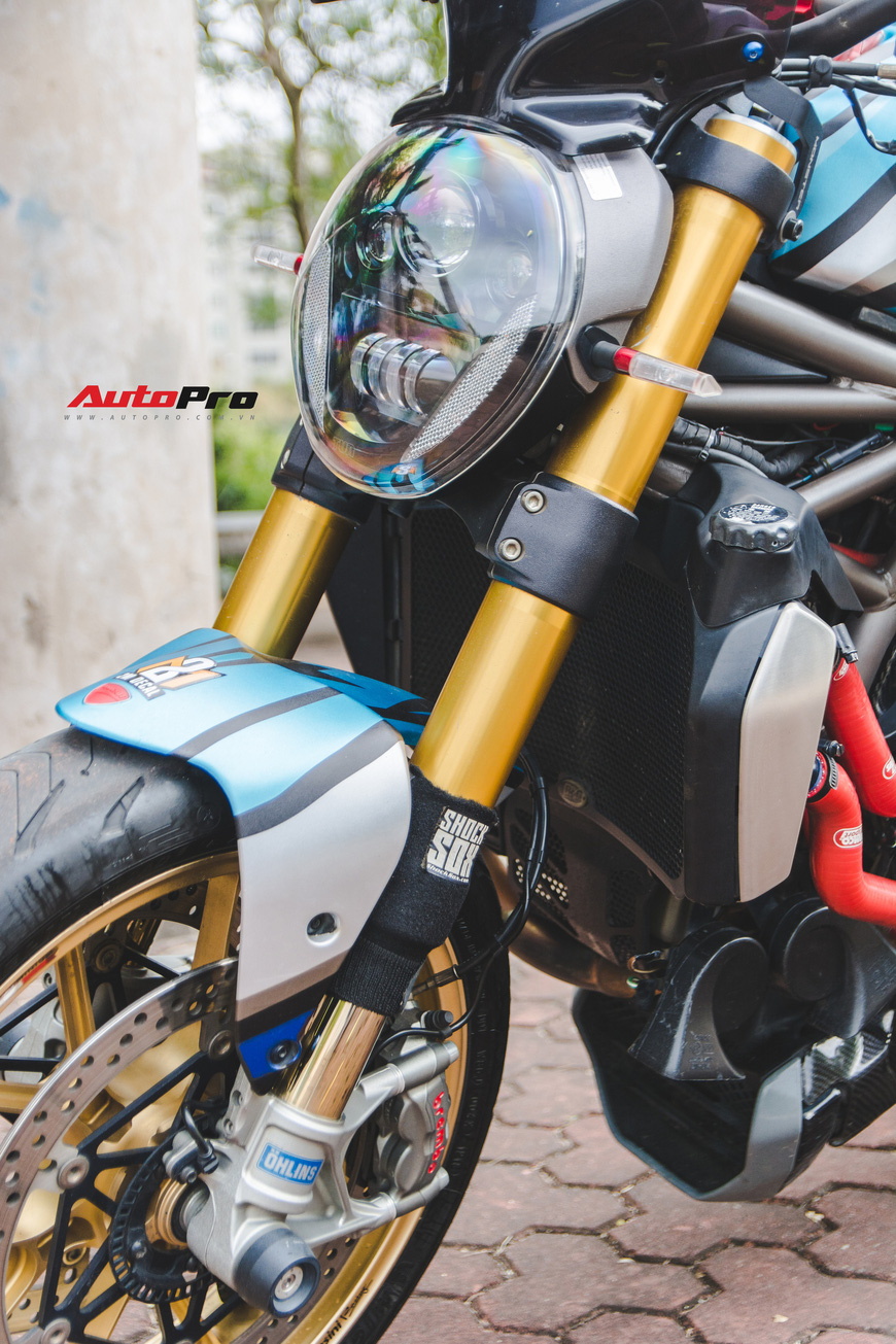 Đánh giá nhanh Ducati Monster 1200S tiền tỷ sau 4 năm sử dụng: Chạy như mới nhưng tiền độ và tiền nuôi xe gây bất ngờ - Ảnh 5.