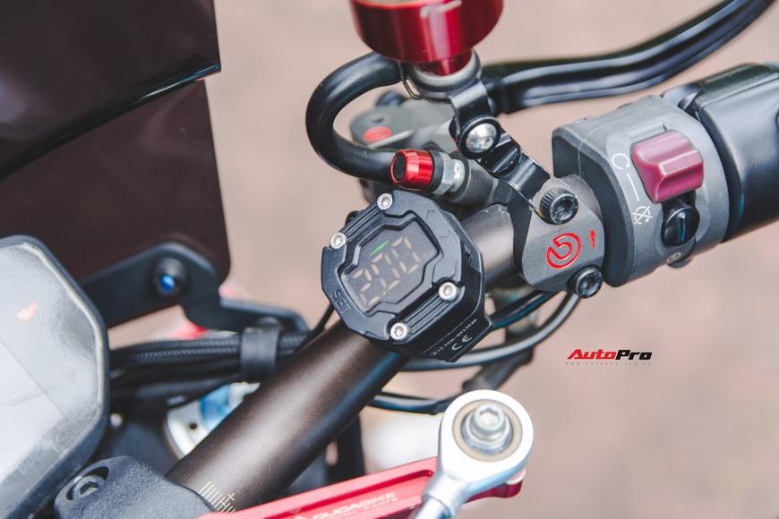 Đánh giá nhanh Ducati Monster 1200S tiền tỷ sau 4 năm sử dụng: Chạy như mới nhưng tiền độ và tiền nuôi xe gây bất ngờ - Ảnh 12.