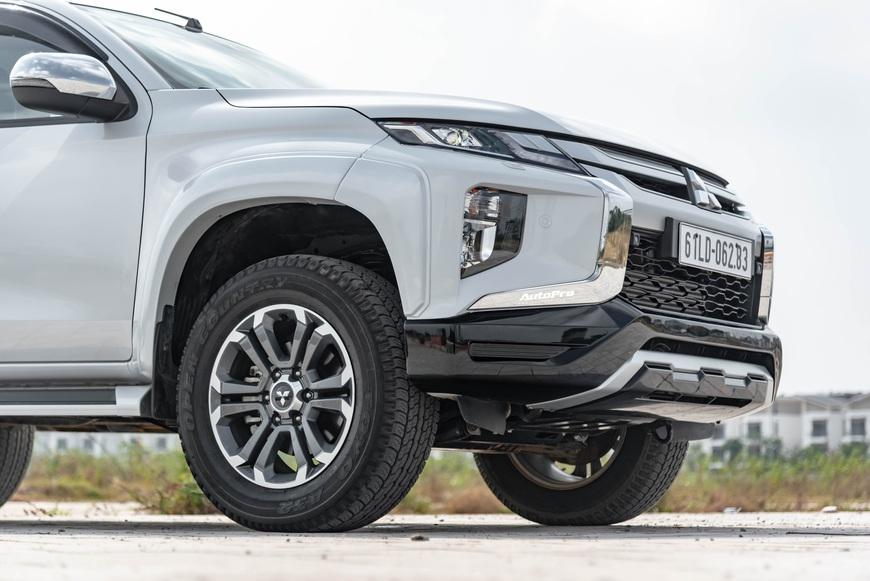 Đánh giá Mitsubishi Triton 2020: Nhì phân khúc trong tầm tay - Ảnh 6.