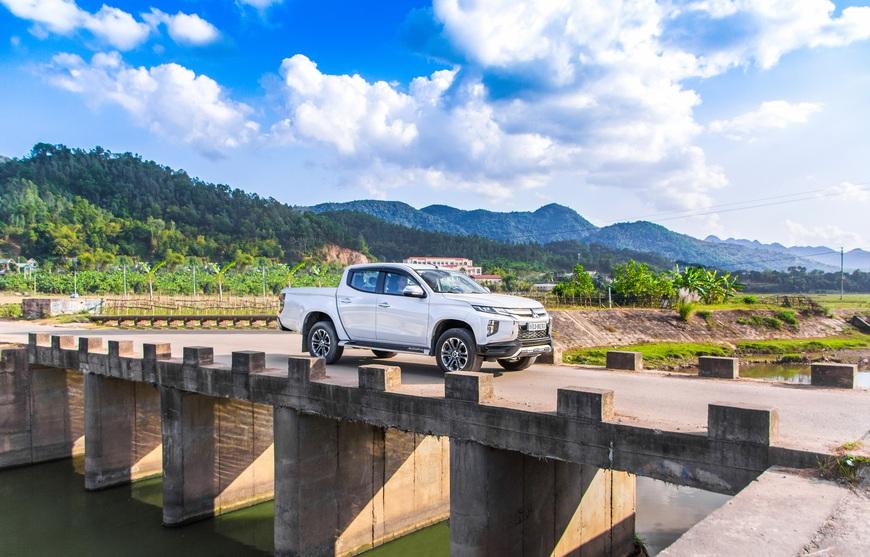 Đánh giá Mitsubishi Triton 2020: Nhì phân khúc trong tầm tay - Ảnh 5.