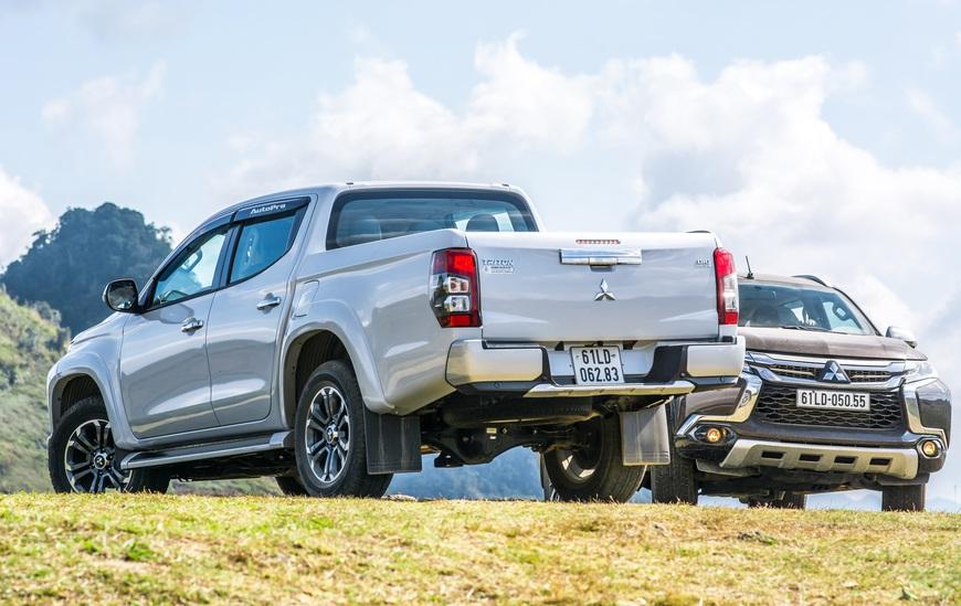 Đánh giá Mitsubishi Triton 2020: Nhì phân khúc trong tầm tay - Ảnh 7.