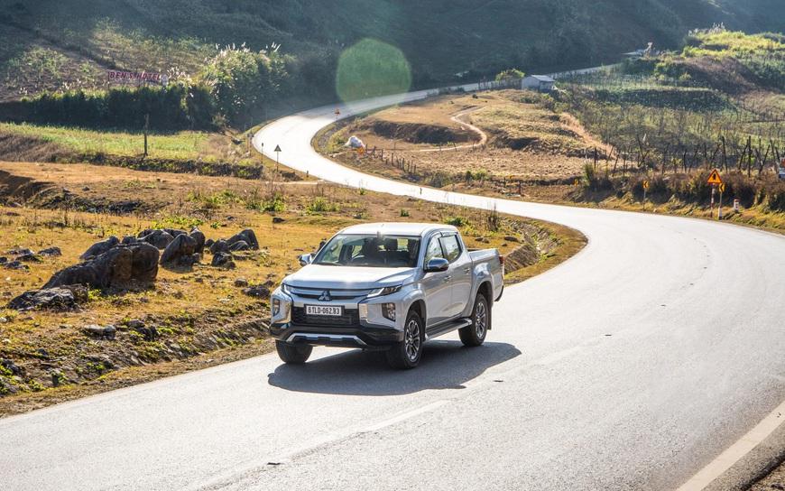 Đánh giá Mitsubishi Triton 2020: Nhì phân khúc trong tầm tay - Ảnh 15.