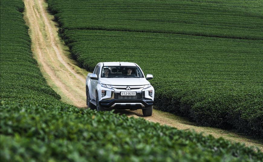 Đánh giá Mitsubishi Triton 2020: Nhì phân khúc trong tầm tay - Ảnh 9.