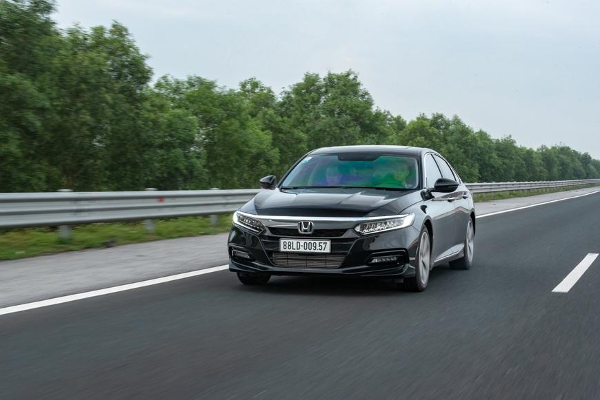 Thử 'điên mới mua Honda Accord 2020' một lần xem hơn 1,3 tỷ đánh đổi điều gì - Ảnh 6.