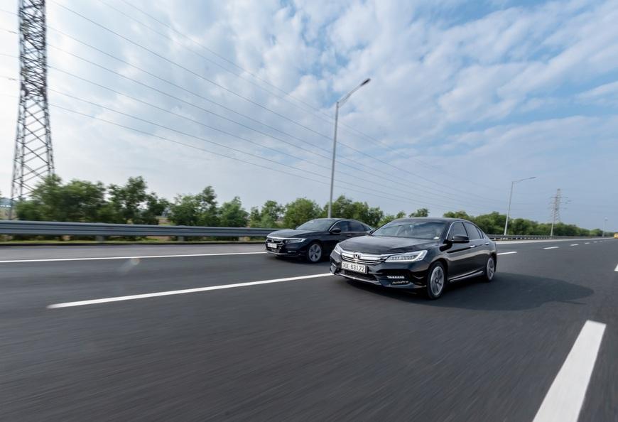 Thử 'điên mới mua Honda Accord 2020' một lần xem hơn 1,3 tỷ đánh đổi điều gì - Ảnh 17.