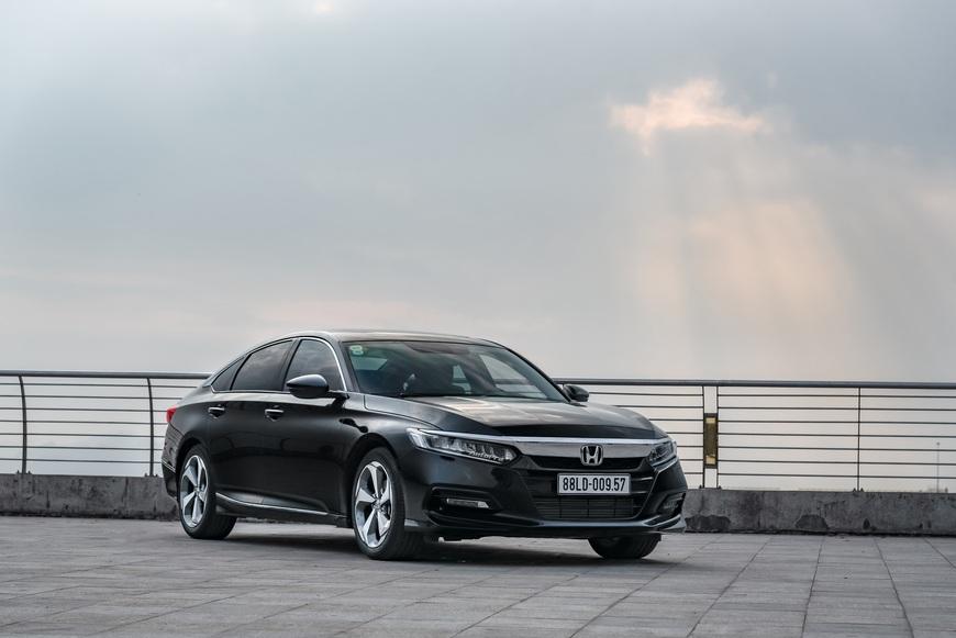 Thử 'điên mới mua Honda Accord 2020' một lần xem hơn 1,3 tỷ đánh đổi điều gì - Ảnh 14.