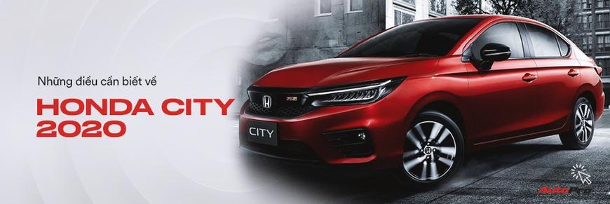 Đánh giá nhanh Honda City 2020 giá 599 triệu đồng: Những điều hợp lý khiến Accent phải giật mình - Ảnh 11.