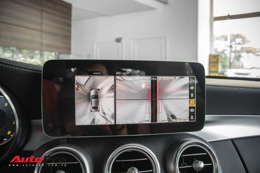 Khám phá chi tiết Mercedes-Benz C-Class 2019 - 'Vua' công nghệ phân khúc D tại Việt Nam - Ảnh 10.