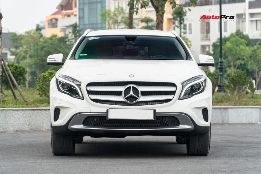 Sau 23.000 km, chiếc SUV này của Mercedes-Benz hạ giá rẻ ngang Mazda CX-5 - Ảnh 1.