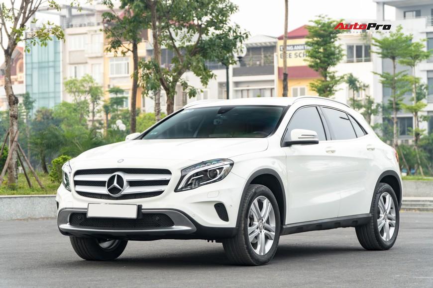 Sau 23.000 km, chiếc SUV này của Mercedes-Benz hạ giá rẻ ngang Mazda CX-5 - Ảnh 12.