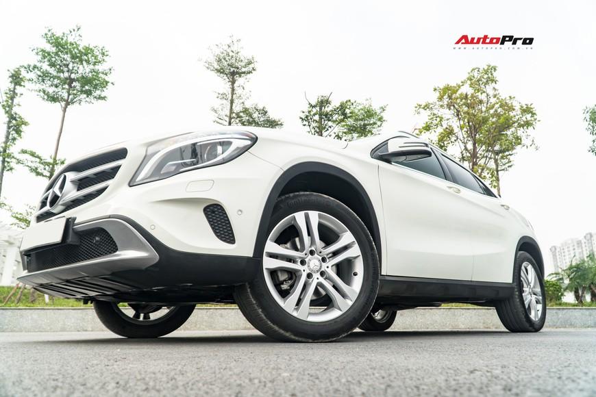 Sau 23.000 km, chiếc SUV này của Mercedes-Benz hạ giá rẻ ngang Mazda CX-5 - Ảnh 3.