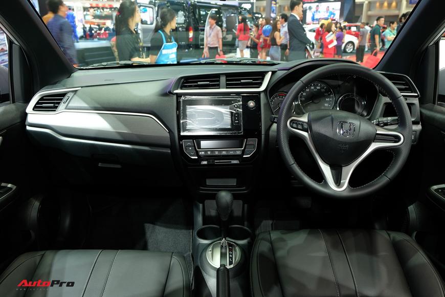 Đánh giá nhanh Honda BR-V: MPV 7 chỗ mới sắp cạnh tranh Mitsubishi Xpander tại Việt Nam - Ảnh 5.
