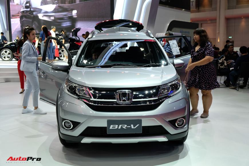 Đánh giá nhanh Honda BR-V: MPV 7 chỗ mới sắp cạnh tranh Mitsubishi Xpander tại Việt Nam - Ảnh 11.