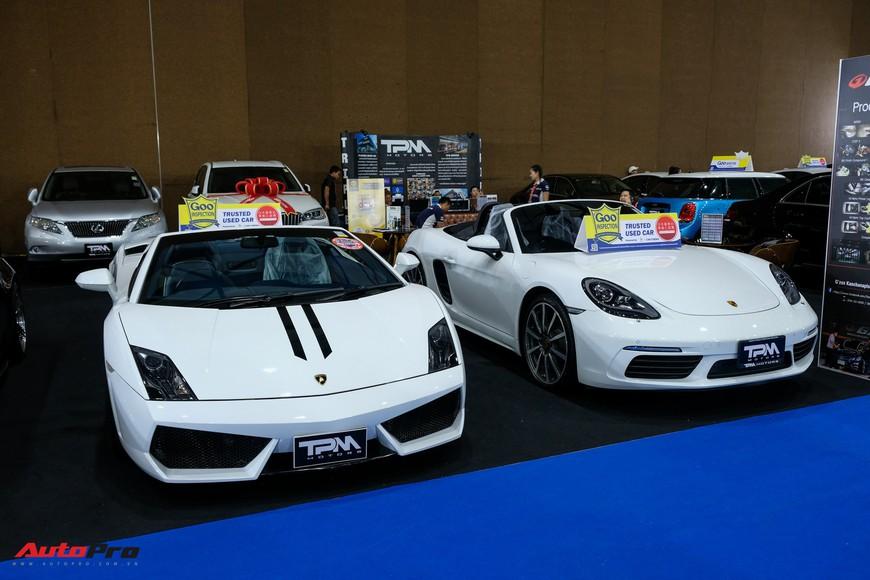 Thử một lần đi mua siêu xe, xe cũ ở Thái Lan và những bất ngờ về giá xe - Ảnh 2.