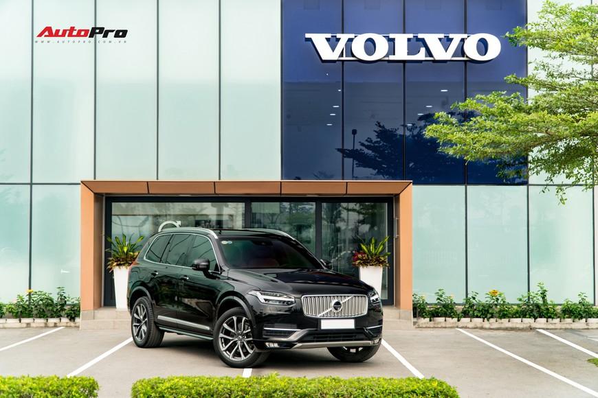 Volvo XC90 Inscription 2016 giá khoảng 3 tỷ đồng - Món hời cho đại gia Việt - Ảnh 19.
