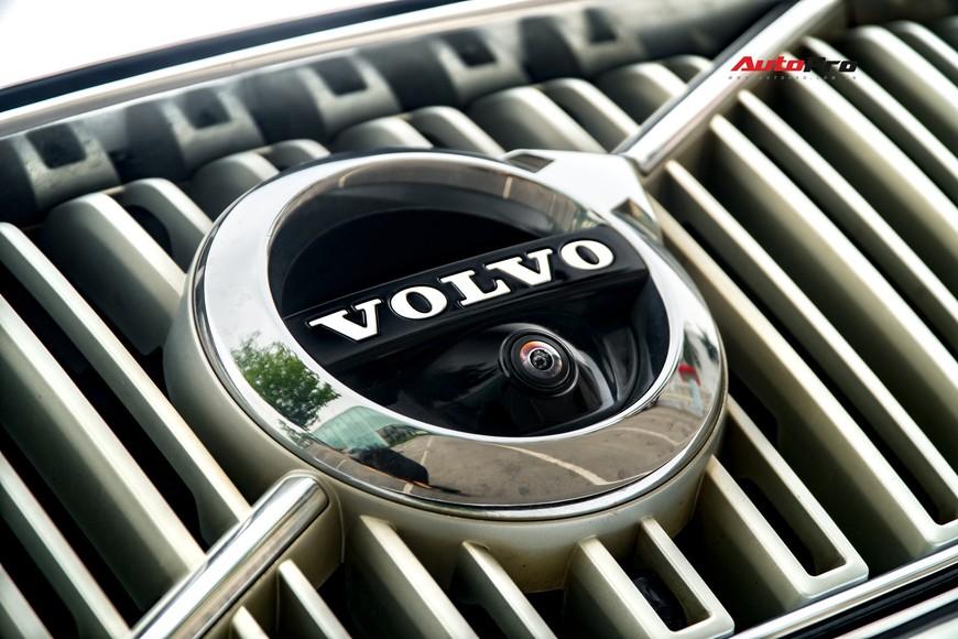 Volvo XC90 Inscription 2016 giá khoảng 3 tỷ đồng - Món hời cho đại gia Việt - Ảnh 4.