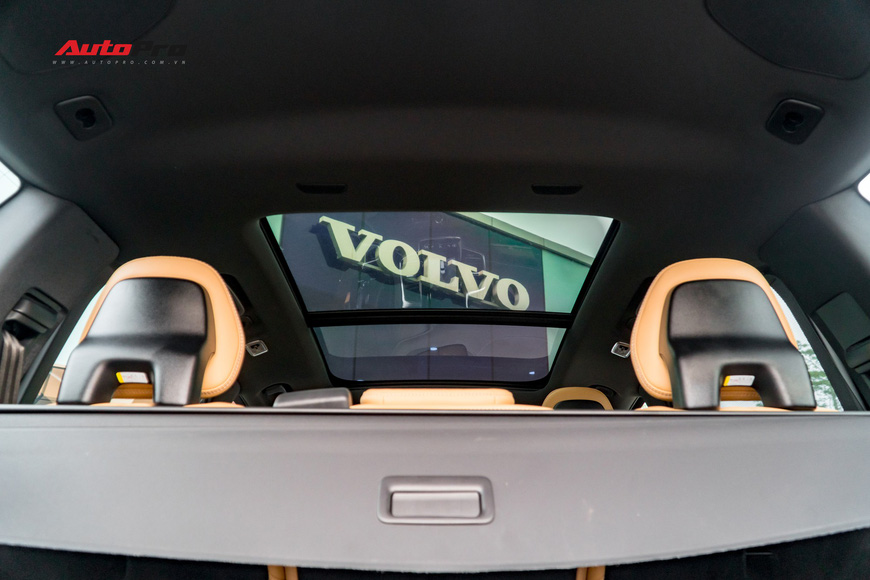 Volvo XC90 Inscription 2016 giá khoảng 3 tỷ đồng - Món hời cho đại gia Việt - Ảnh 16.