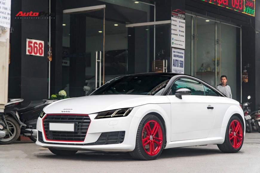4 năm tuổi, Audi TT vẫn giữ giá hơn 1,7 tỷ đồng - Ảnh 11.