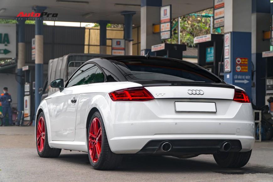 4 năm tuổi, Audi TT vẫn giữ giá hơn 1,7 tỷ đồng - Ảnh 5.