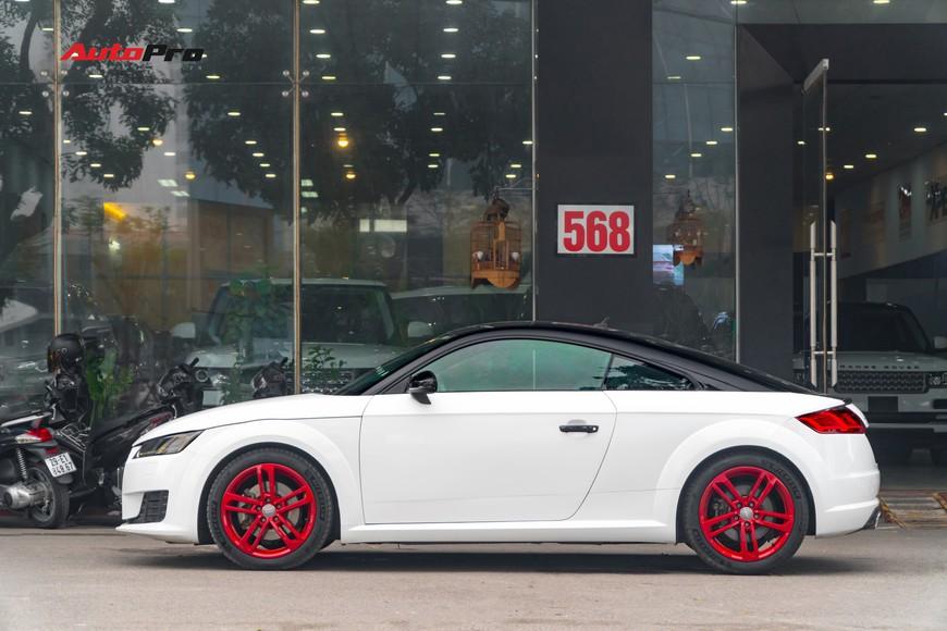 4 năm tuổi, Audi TT vẫn giữ giá hơn 1,7 tỷ đồng - Ảnh 3.