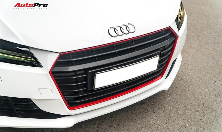 4 Năm Tuổi Audi Tt Vẫn Giữ Gia Hơn 1 7 Tỷ đồng