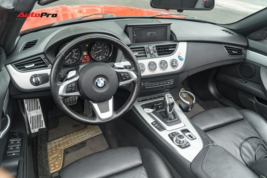 Bán BMW Z4 9 năm tuổi giá gần 1,3 tỷ đồng, chủ showroom tuyên bố: Không bớt cho bất kì ai - Ảnh 11.