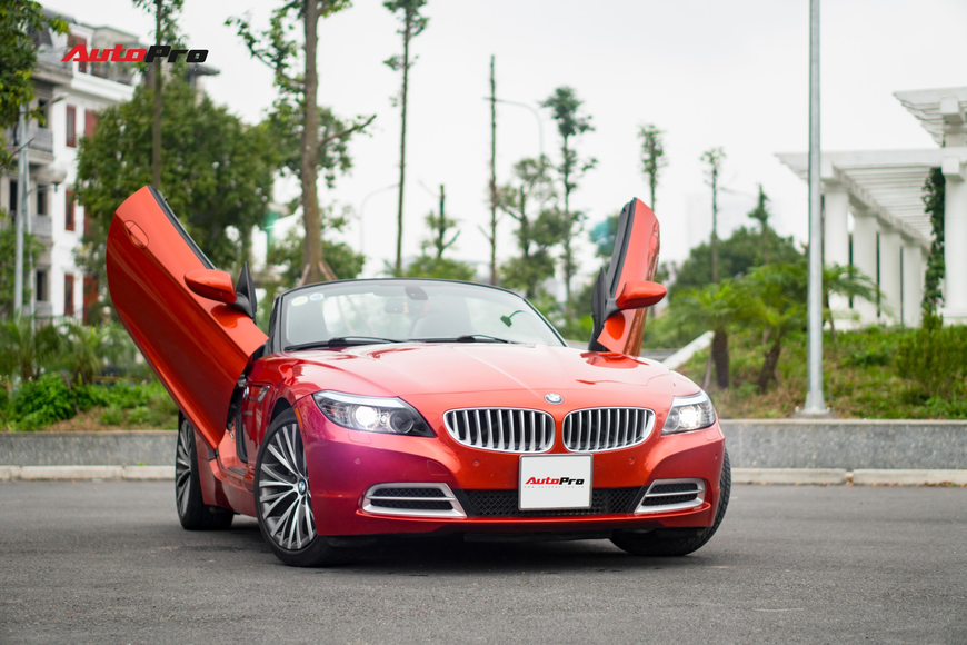 Bán BMW Z4 9 năm tuổi giá gần 1,3 tỷ đồng, chủ showroom tuyên bố: Không bớt cho bất kì ai - Ảnh 17.