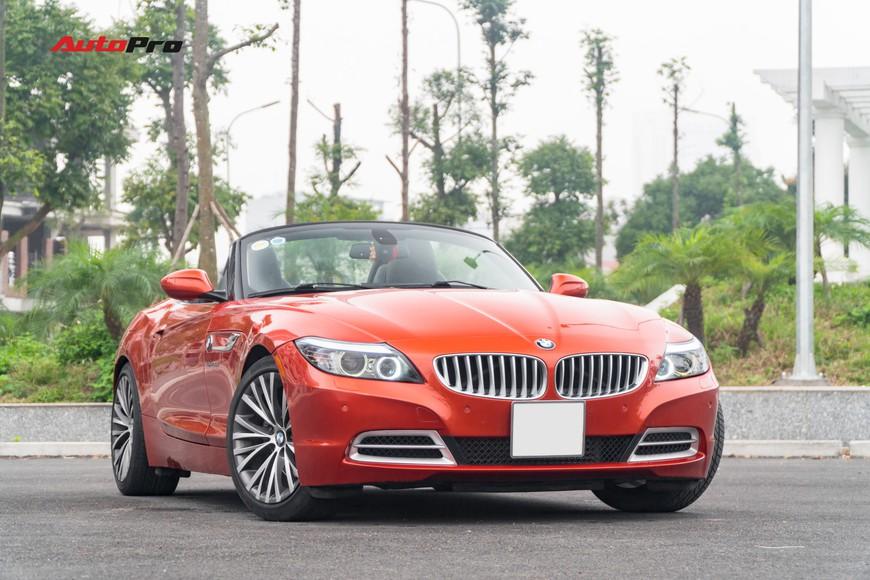 Bán BMW Z4 9 năm tuổi giá gần 1,3 tỷ đồng, chủ showroom tuyên bố: Không bớt cho bất kì ai - Ảnh 5.