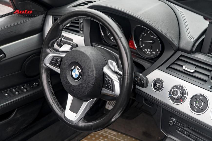 Bán BMW Z4 9 năm tuổi giá gần 1,3 tỷ đồng, chủ showroom tuyên bố: Không bớt cho bất kì ai - Ảnh 12.