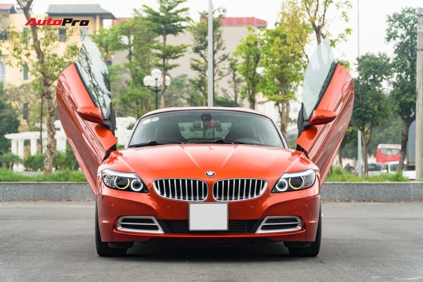 Bán BMW Z4 9 năm tuổi giá gần 1,3 tỷ đồng, chủ showroom tuyên bố: Không bớt cho bất kì ai - Ảnh 1.