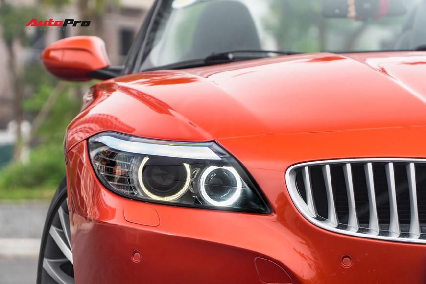 Bán BMW Z4 9 năm tuổi giá gần 1,3 tỷ đồng, chủ showroom tuyên bố: Không bớt cho bất kì ai - Ảnh 2.