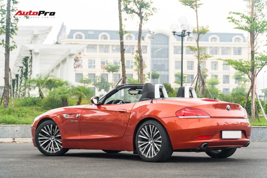 Bán BMW Z4 9 năm tuổi giá gần 1,3 tỷ đồng, chủ showroom tuyên bố: Không bớt cho bất kì ai - Ảnh 6.