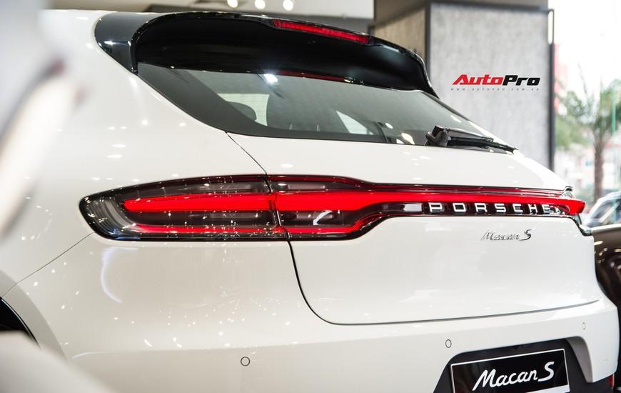 Khám phá chi tiết Porsche Macan S 2019 giá 3,6 tỷ đồng vừa về Việt Nam - Ảnh 3.
