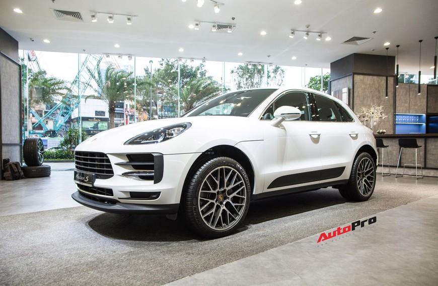 Khám phá chi tiết Porsche Macan S 2019 giá 3,6 tỷ đồng vừa về Việt Nam - Ảnh 5.